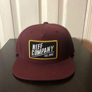 Brand New Neff SnapBack Hat